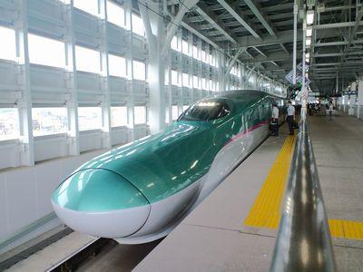 Shinkansenhayate